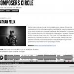 Composers Circle - Press