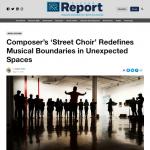 Nathan-Felix choir director Rivard Report at Blue Star
